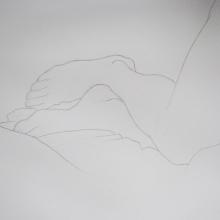 Aebele voeten detail